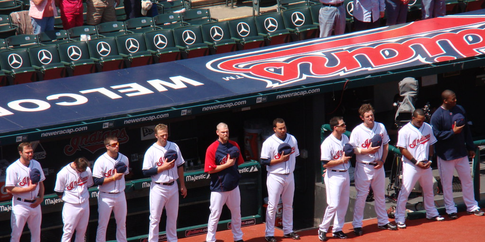 After more than a century, the Cleveland Indians are now the Guardians