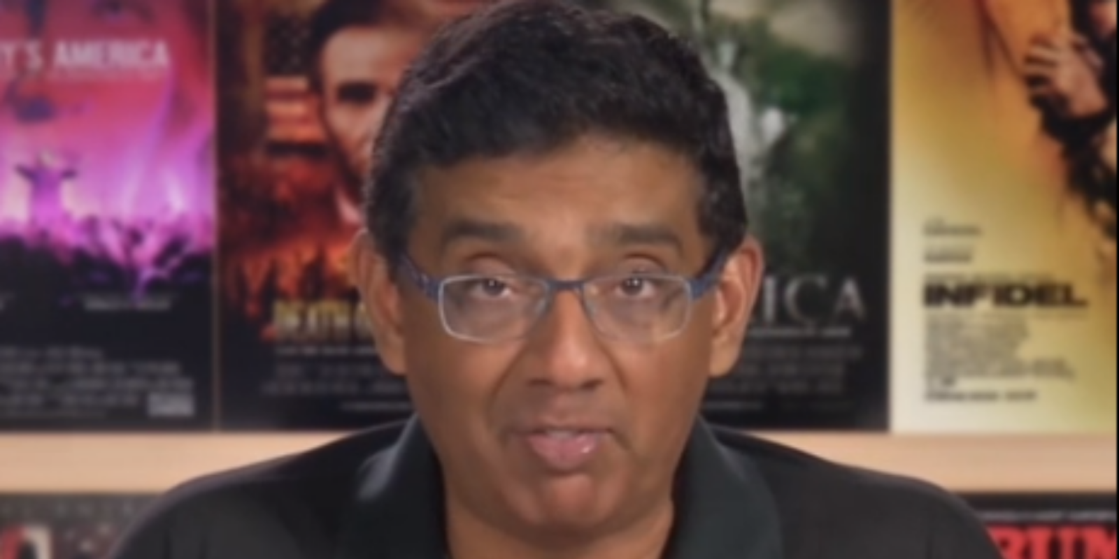 WATCH: Dinesh D'Souza explains why the Jan 6 hearing is 'political theater'