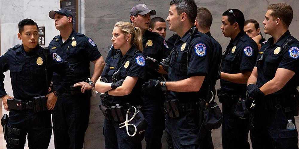 Capitol Police push for permanent expansion of authority by setting up 'field offices'