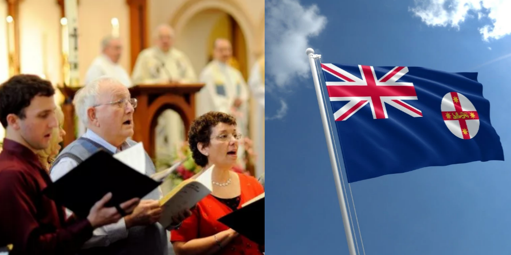 Australian authorities ban church from singing—on Zoom
