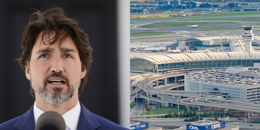 Trudeau government quietly tested facial recognition on millions at Toronto Pearson airport