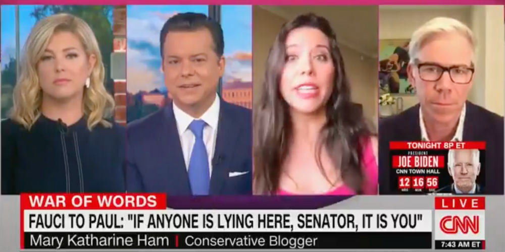 WATCH: CNN guest actually tells the TRUTH about Fauci