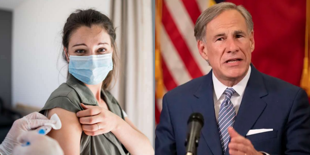 Gov. Abbott signs order banning mask and vaccine mandates in Texas