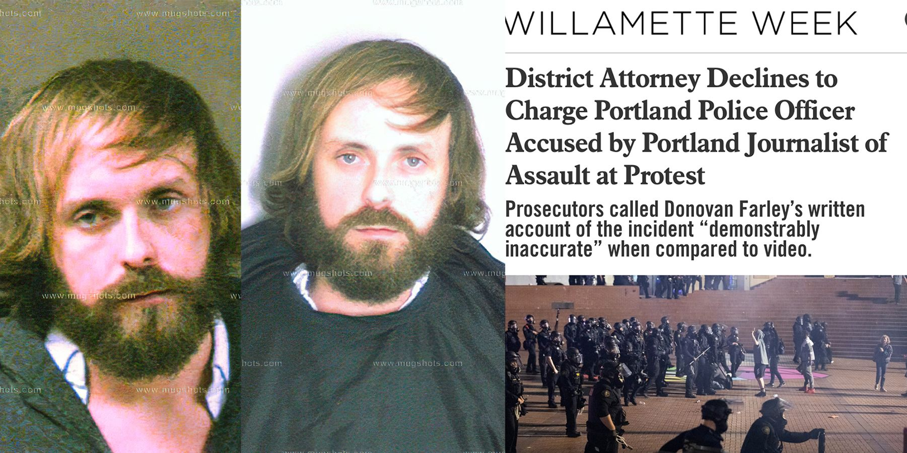 Portland Antifa journalist discredited following investigation by district attorney