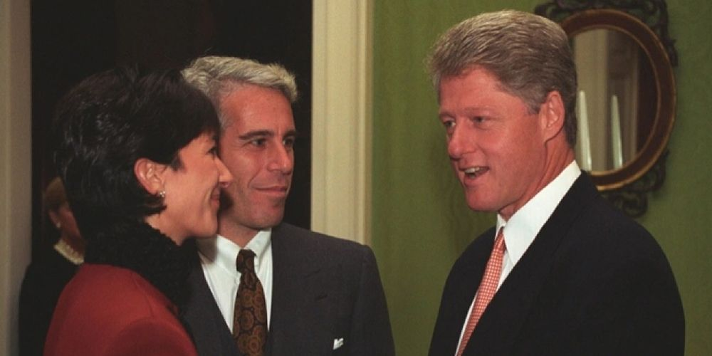 BREAKING: Judge approves unsealing of documents linking Ghislaine Maxwell to Clintons