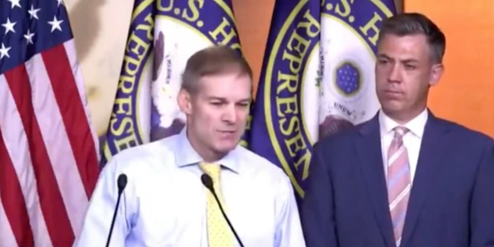 WATCH: Reps Jordan, Banks SLAM Pelosi after she rejects them for Jan 6 committee