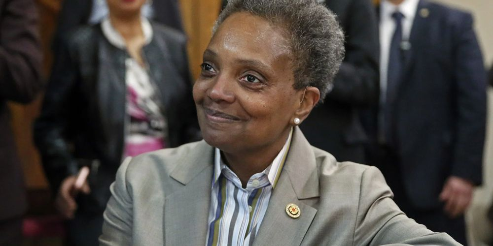 Lori Lightfoot defends decision to discriminate against white reporters, says she would 'absolutely do it again'