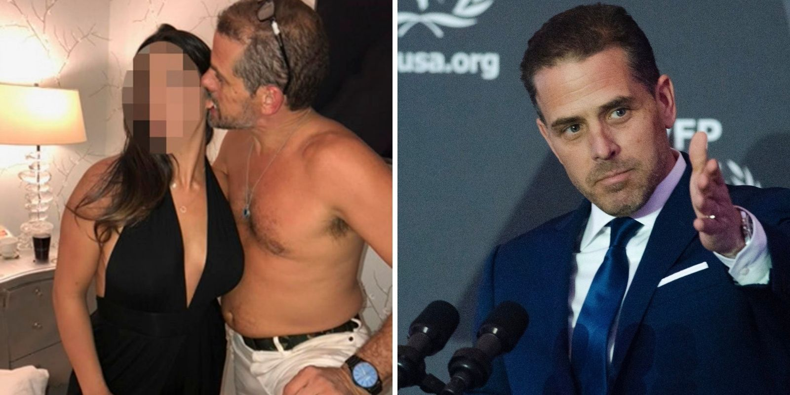 REVEALED: Hunter Biden wanted prostitutes to unionize, proposed rating system for pimps