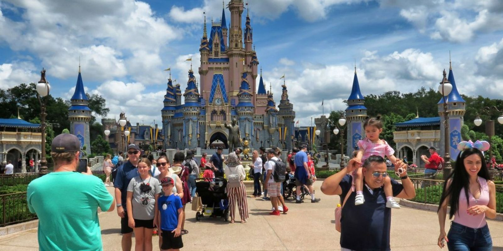 Disney moves 2,000 jobs from California to 'Florida's business-friendly climate'