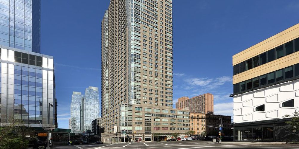NYC woman leaps to death off high-rise luxury building while holding dog