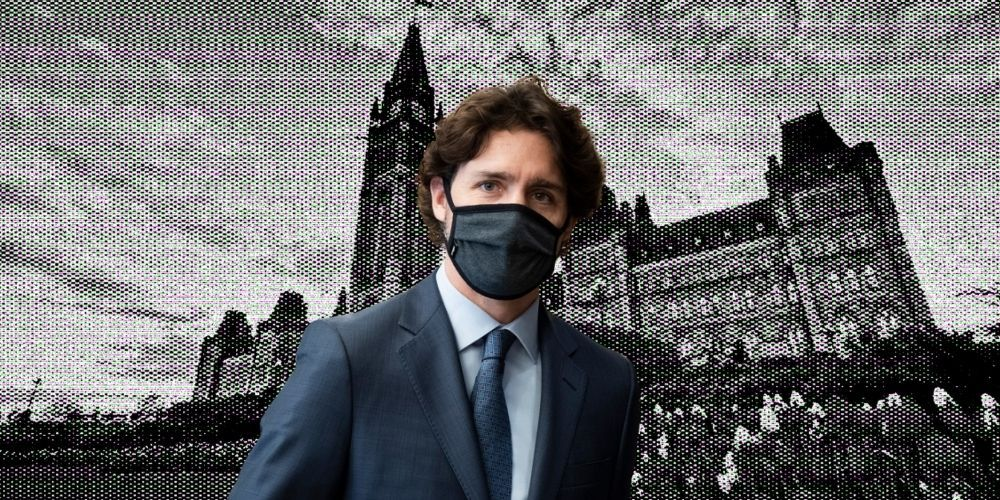 Trudeau says Canada-US border could reopen to vaccinated American travellers in August