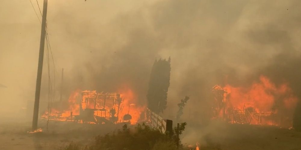 Lytton, BC nearly destroyed by wildfire, some residents still unaccounted for