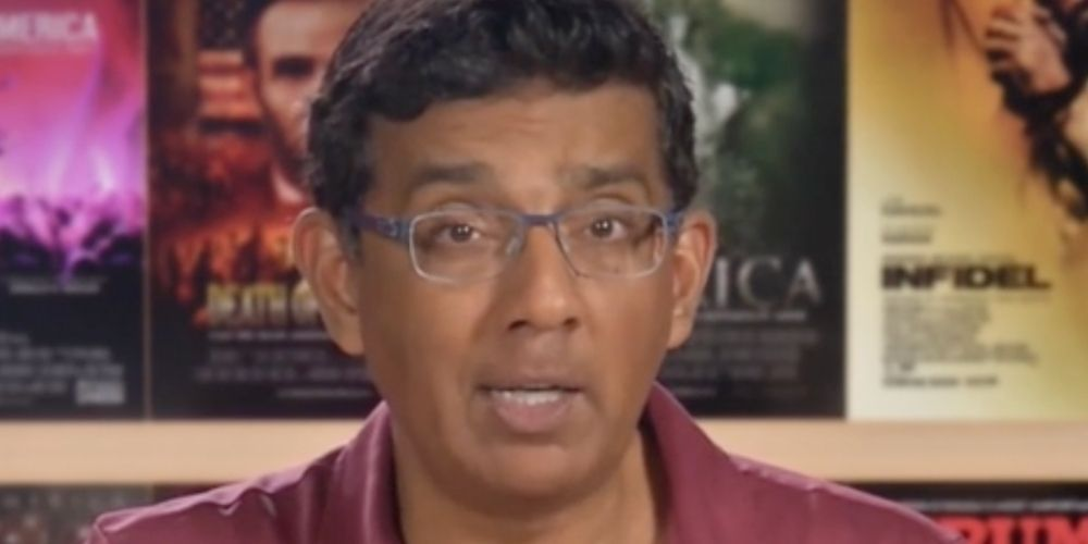 WATCH: Dinesh D'Souza breaks down the latest Trump 'witch hunt'