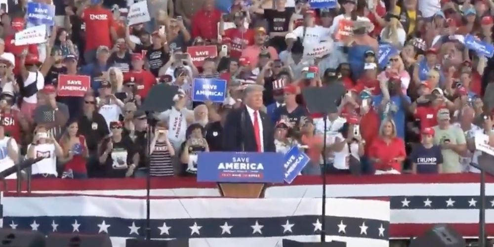 Trump rally videos removed by YouTube, broadcaster RSBN suspended
