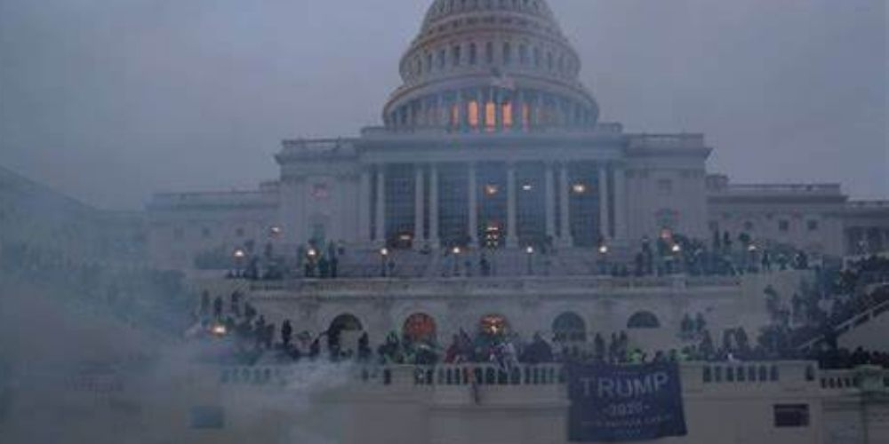 Two Seattle cops at risk of being fired after having been at the Capitol on Jan 6