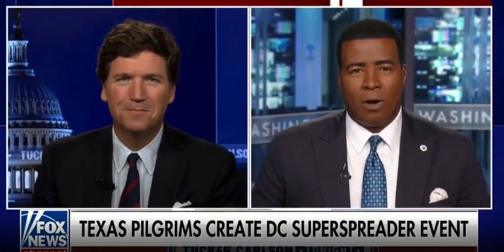 WATCH: Tucker Carlson and Fox News colleagues call out Texas Democrats on their COVID hypocrisy