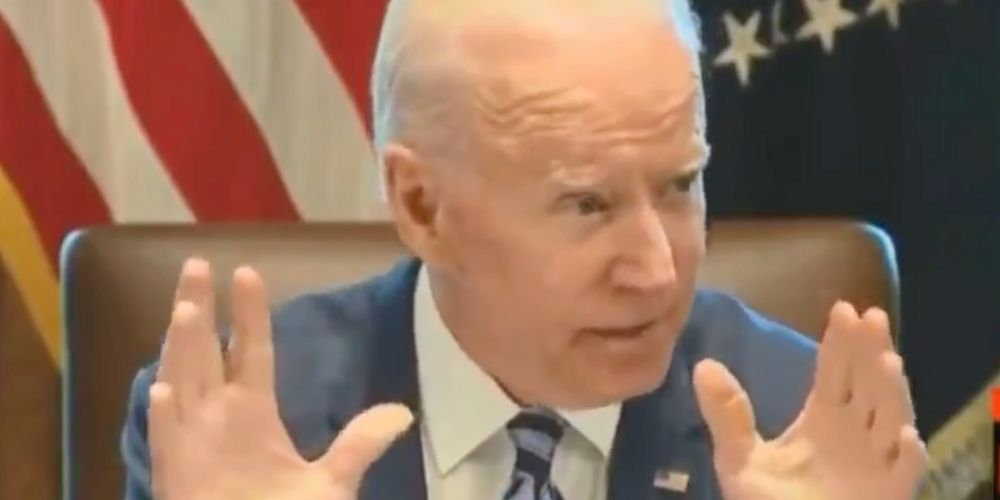 Biden claims Americans are 'overwhelmingly supporting' of 'build back better' infrastructure plan