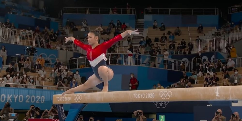 'We do not owe anyone a gold medal' says silver medal US gymnast Sunisa Lee