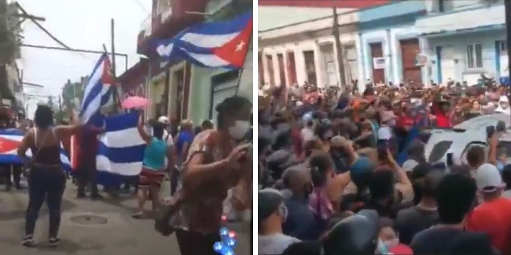 Biden official whitewashes Cuban fight for freedom by claiming protests are about rising COVID cases