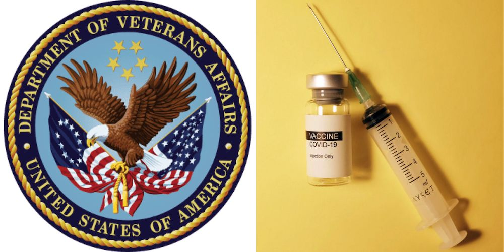 BREAKING: Veterans Affairs becomes first federal agency to mandate vaccines for its healthcare workers