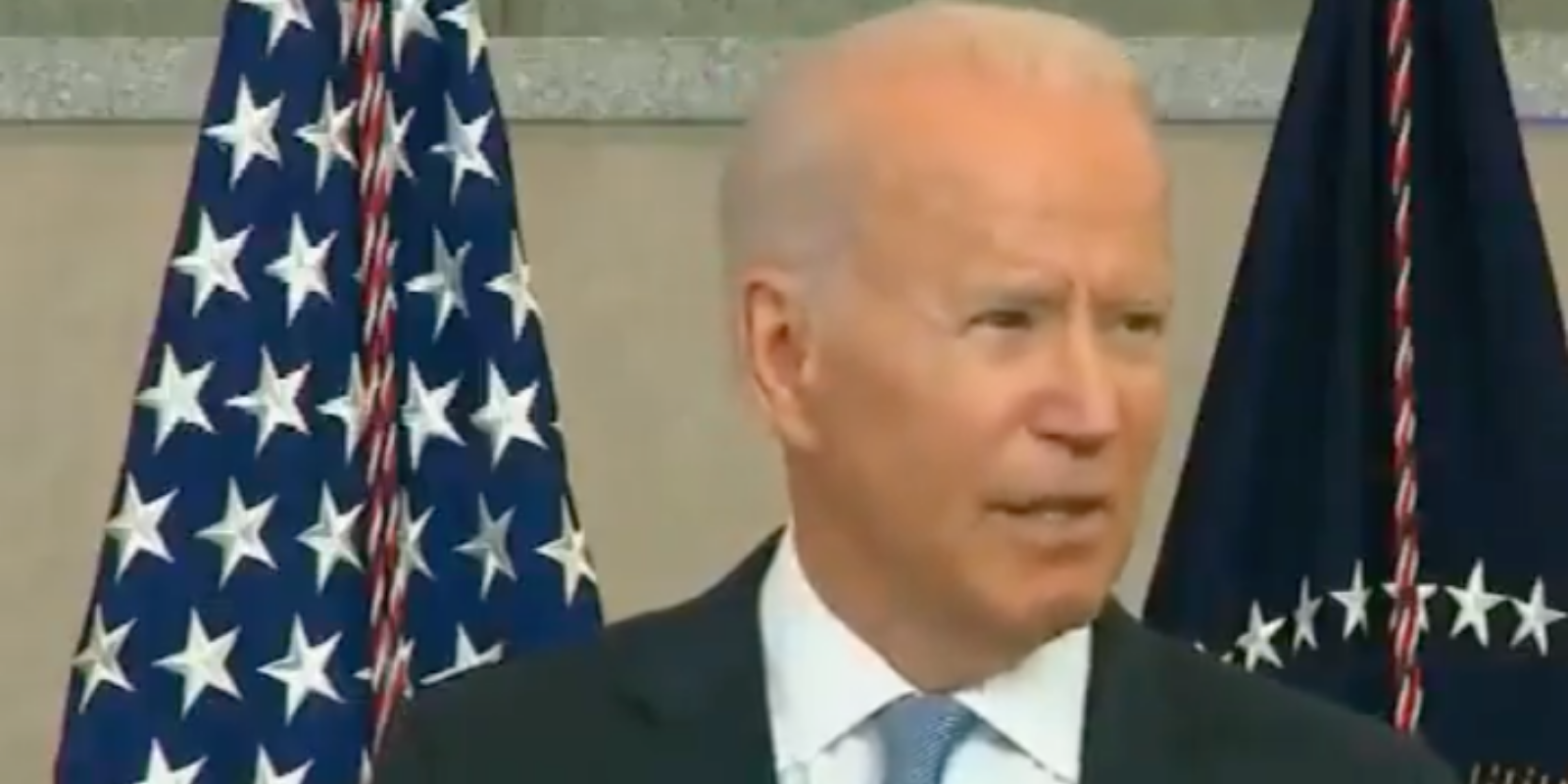 BREAKING: Biden repeats 'big lie' talking points, alleges that 'the 21st century Jim Crow assault is real'