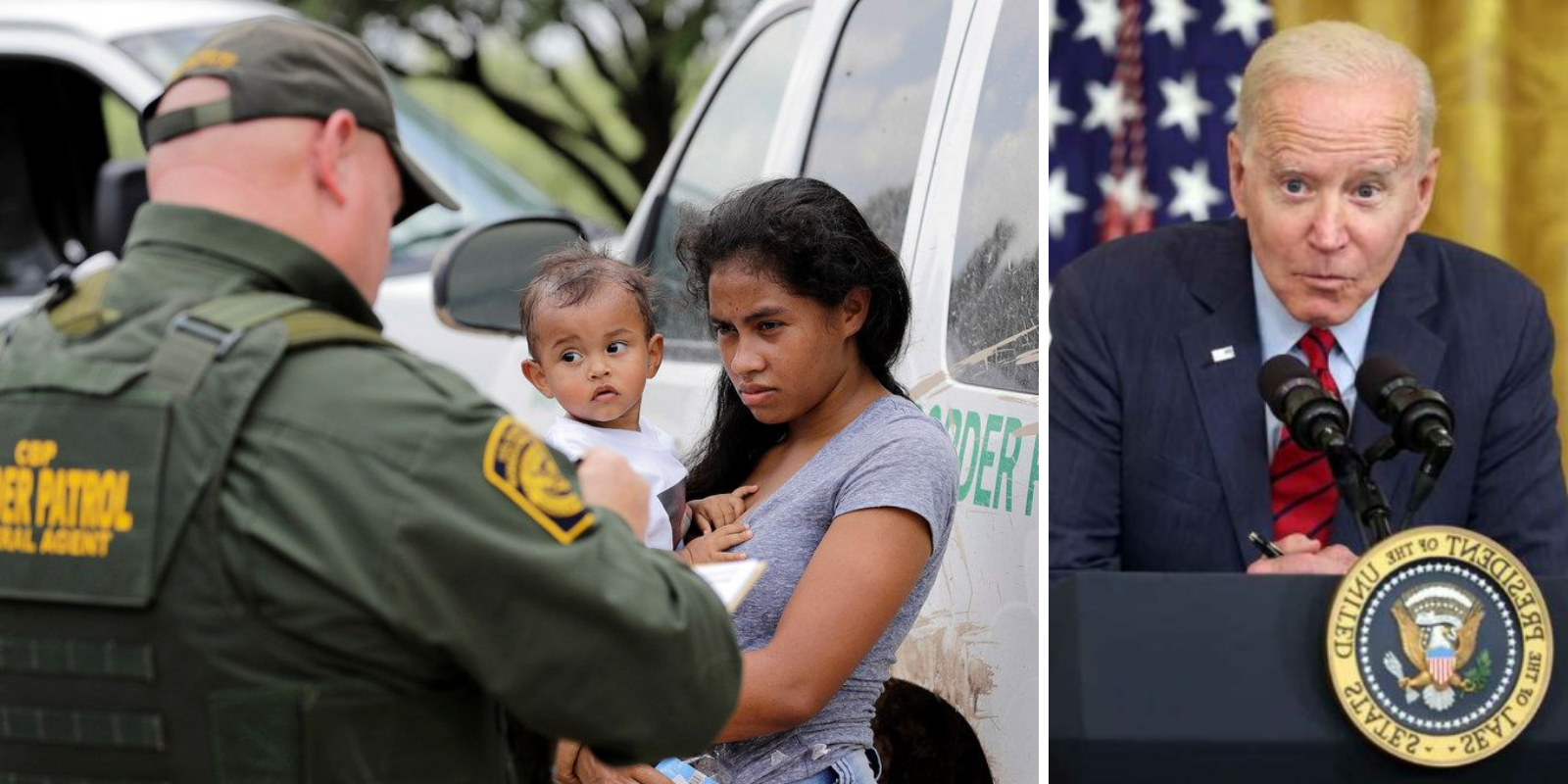 Biden administration opens border exemptions to pregnant moms