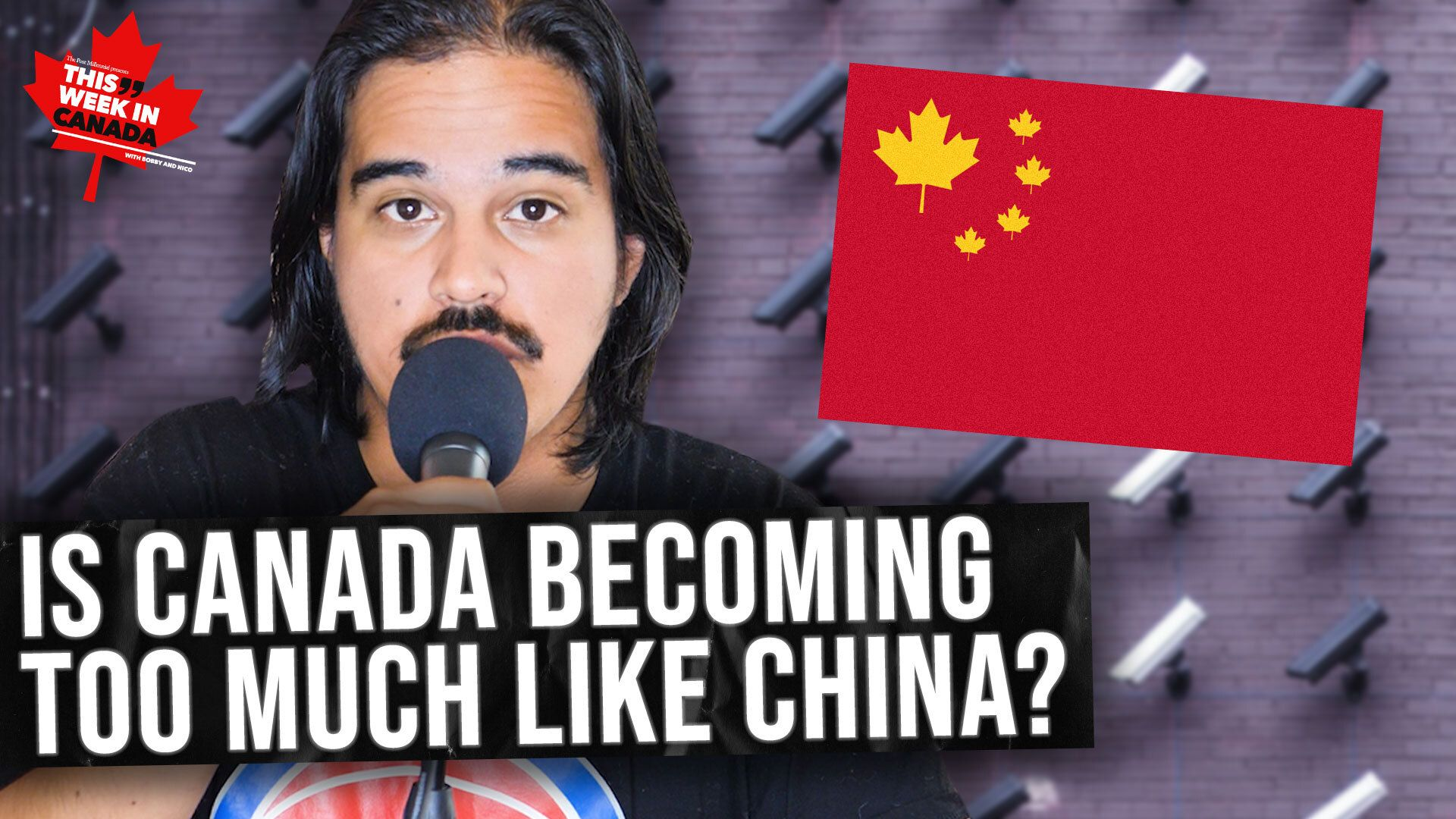 Is Canada becoming too much like China?