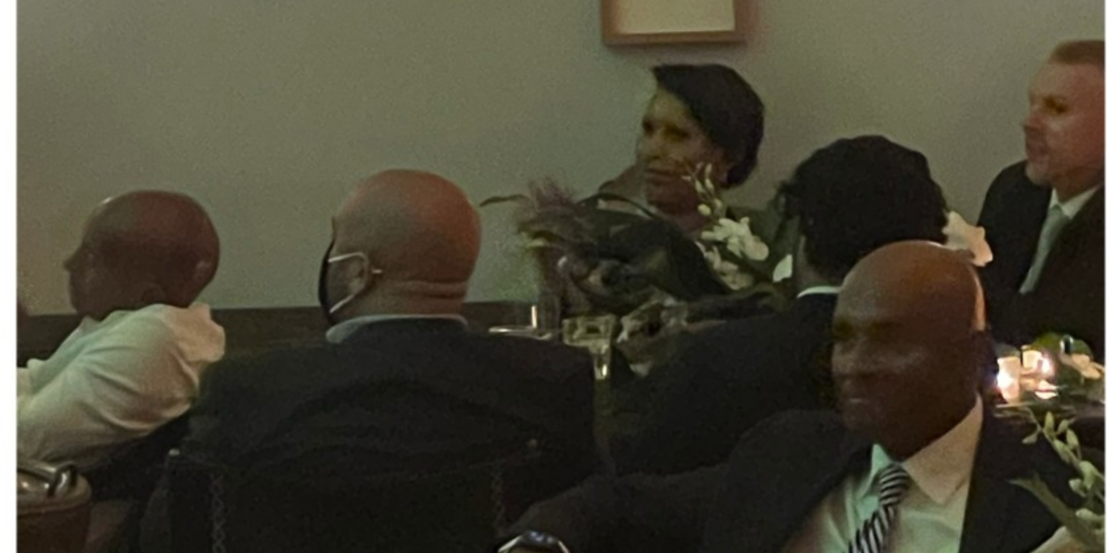 Muriel Bowser caught violating her own mask mandate on its first active day