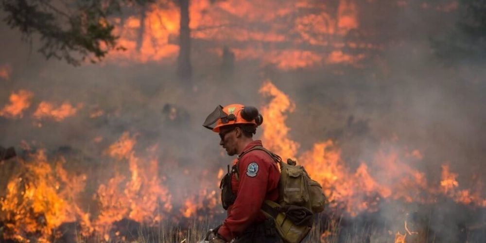 BC faces a record-setting wildfire season, residents told to make preparations amid dangerous conditions