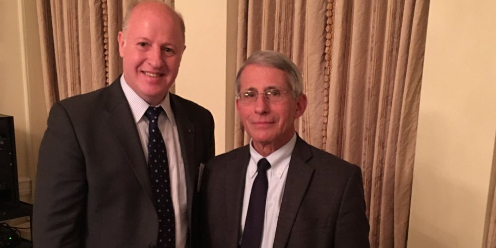 Unredacted email shows Fauci knew about EcoHealth's Peter Daszak working with Chinese virologists