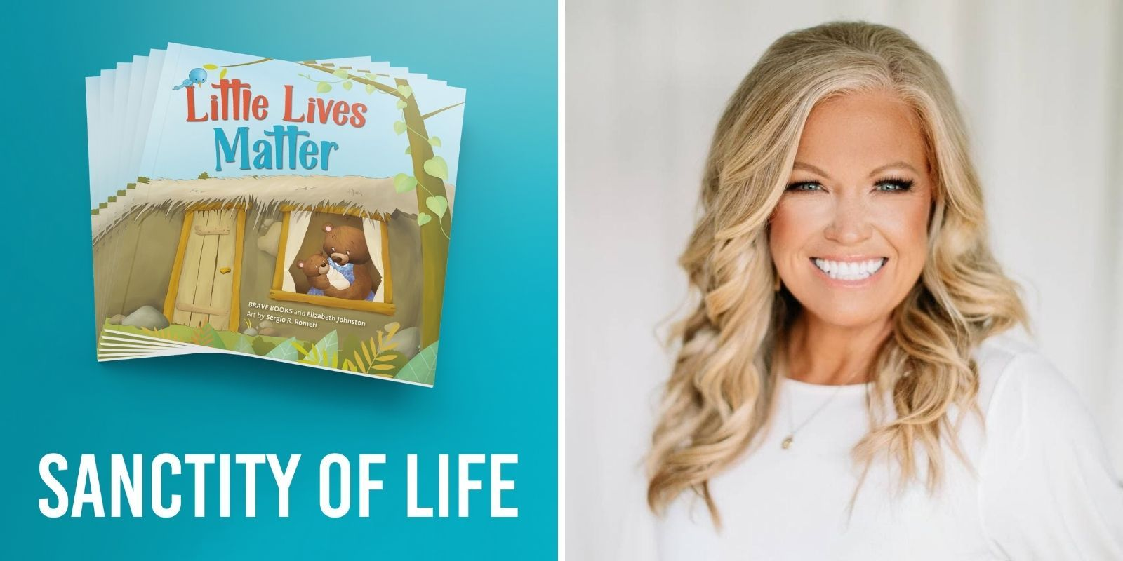 New pro-life children's book teaches kids about the sanctity of life