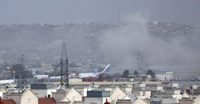 BREAKING: At least 13 US service members killed in Kabul attack