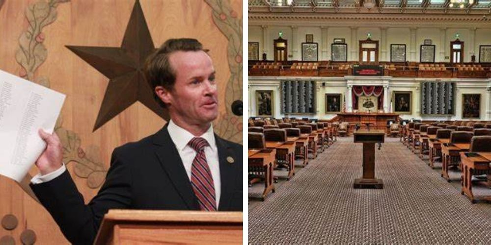 Arrest warrants signed by Texas House Speaker for 52 absent Democrats