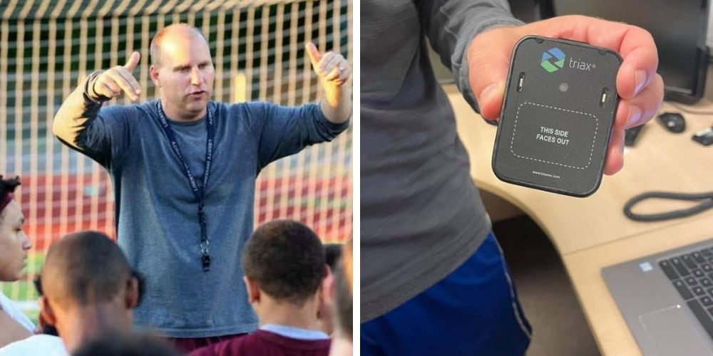 EXCLUSIVE: Washington public school forces student athletes to wear ankle monitors for purposes of COVID segregation: parents