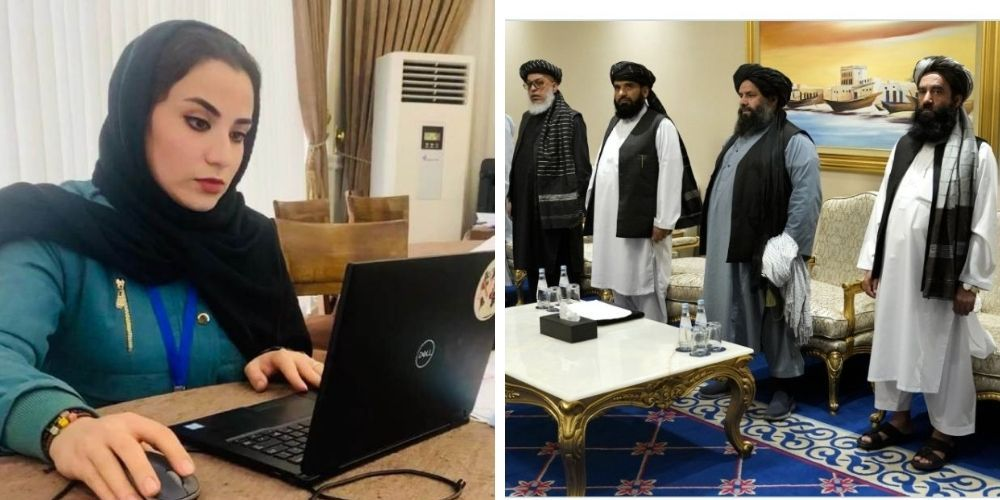Taliban may inherit Afghanistan's seat on UN Commission on the Status of Women