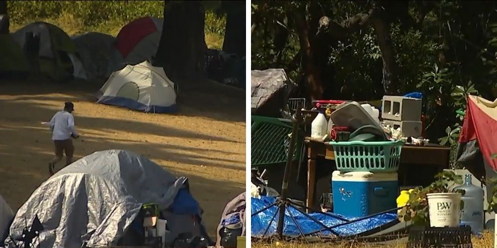 Seattle won't remove homeless encampment from school grounds before students return to campus