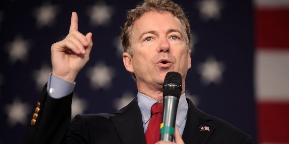 Rand Paul says 'no more,' urges Americans to 'resist' lockdowns and mask mandates