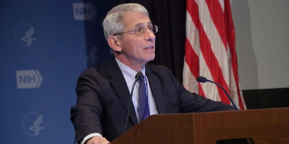 Fauci tells unvaccinated Americans to 'put aside' concerns about 'personal liberties' to fight pandemic