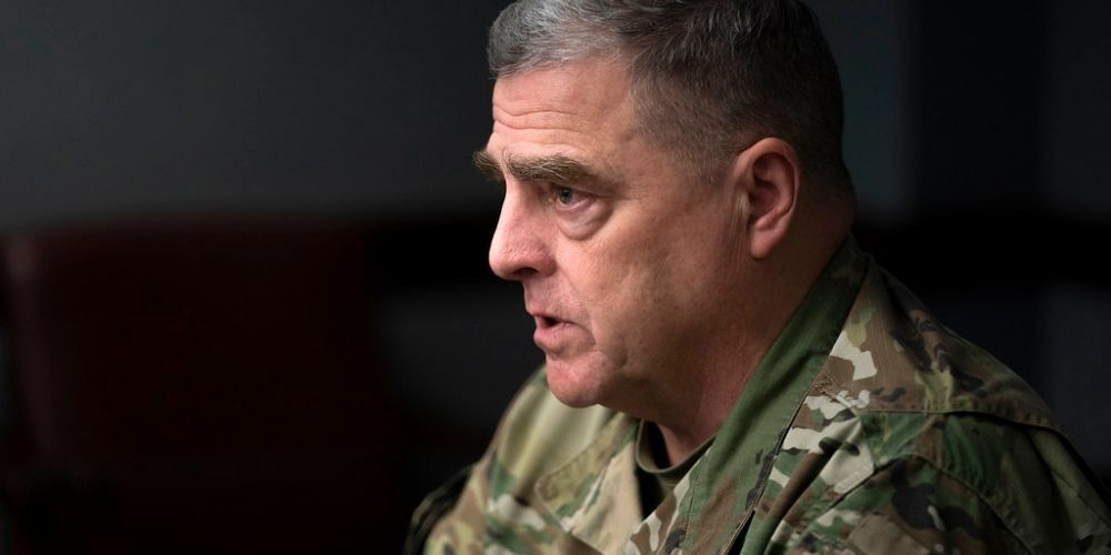 Joint Chiefs of Staff Chairman Milley says terrorist groups could regroup in Afghanistan sooner than he thought