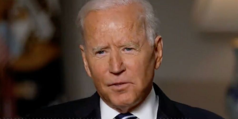 Nearly 1,000 words of Biden's ABC interview appear to have been edited out