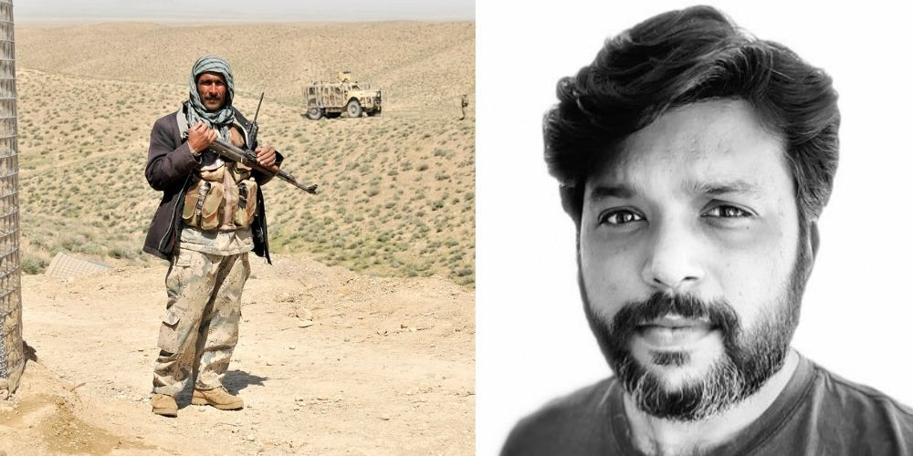 Reuters photojournalist left behind enemy lines killed and mutilated by Taliban
