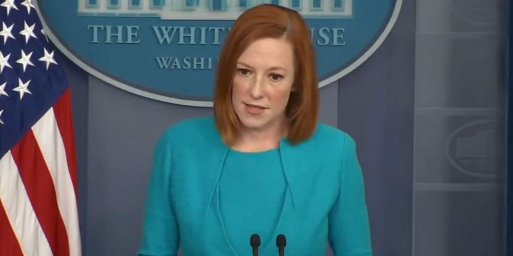 WATCH: Psaki tells DeSantis to 'get out of the way' on COVID guidance