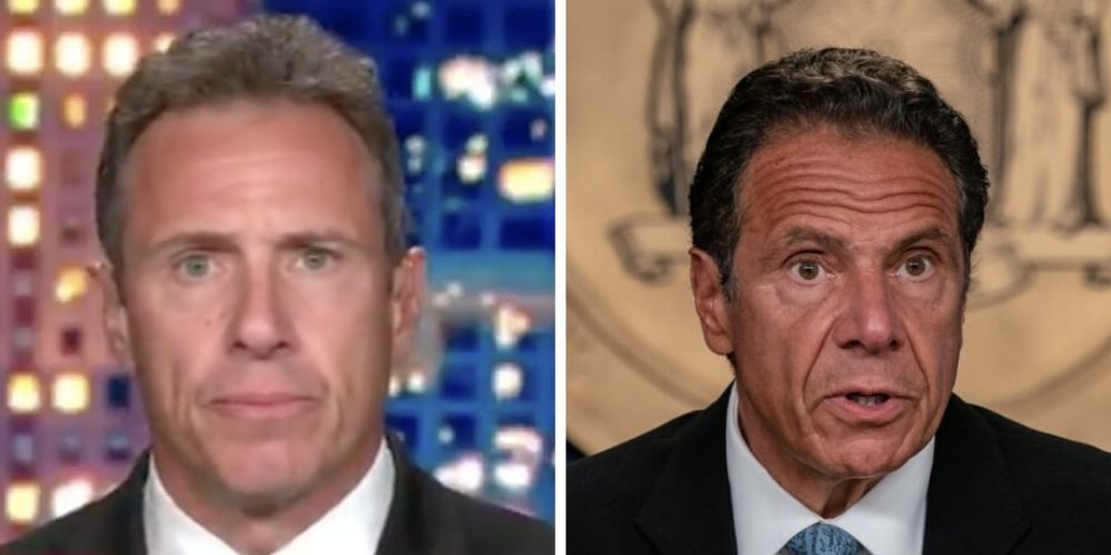 Governor Cuomo harassment report reveals brother's ongoing advising role in case