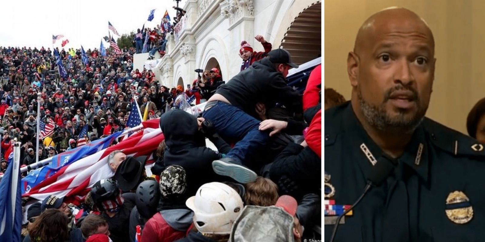 FBI finds 'scant evidence' that Jan. 6 Capitol riot was 'centrally coordinated'