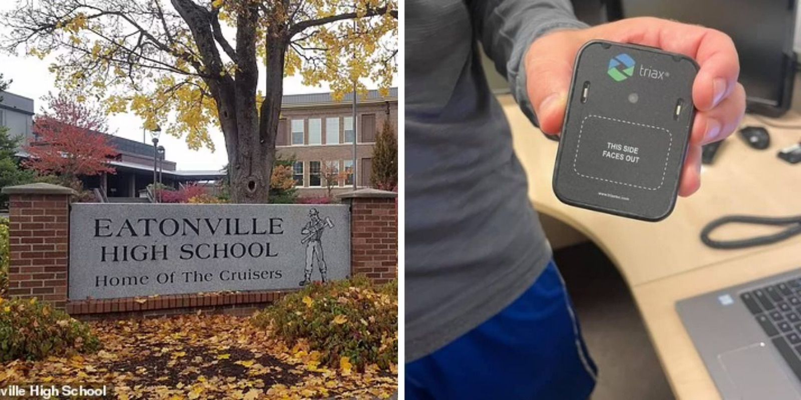 EXCLUSIVE: Father of football player at Washington state school claims COVID ankle monitors were mandatory