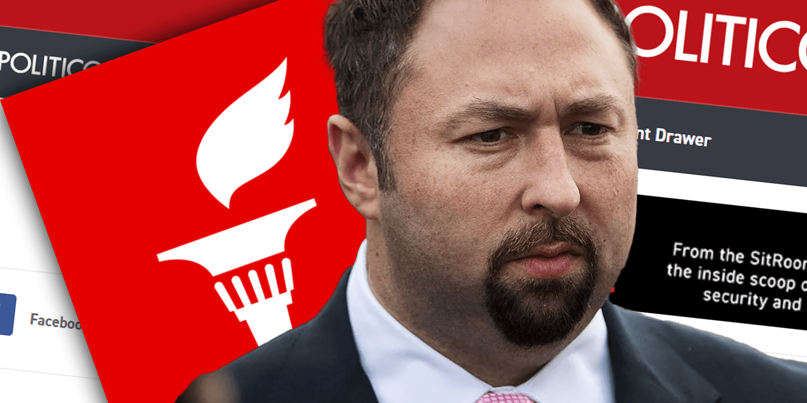 GETTR founder Jason Miller hits back at Politico 'hit piece' over extremist content