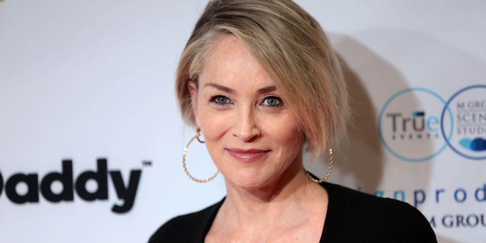 Why was Sharon Stone banned from Bumble?