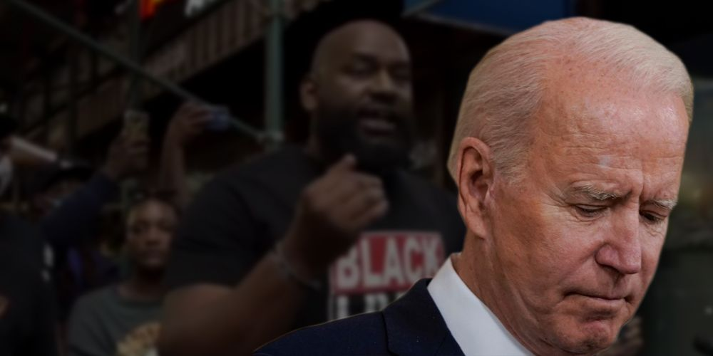 Biden approval rating TANKS with unvaccinated black voters after mandate announcement