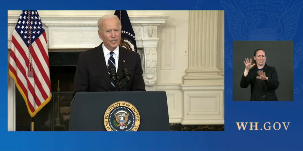 BREAKING: Joe Biden announces vaccine mandate for employers with 100 or more employees