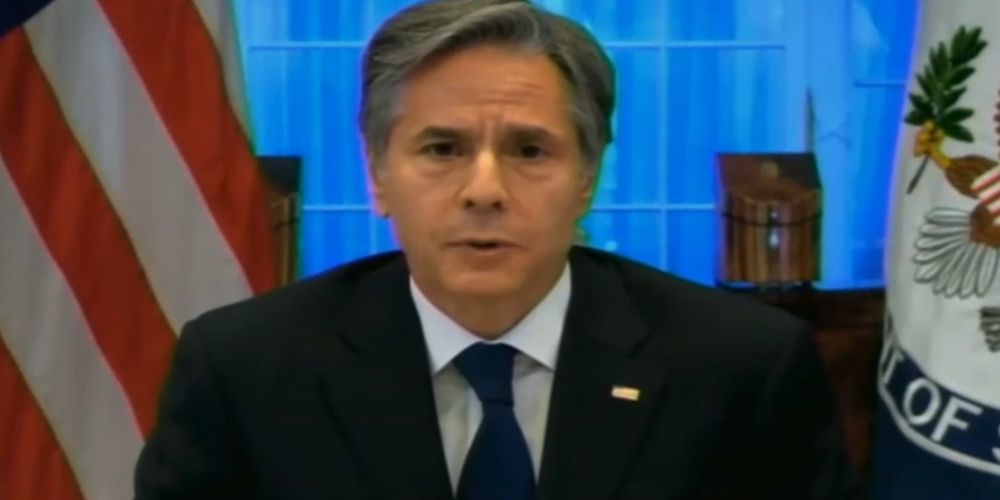 BREAKING: Sec. of State Blinken refuses to comment on Biden's leaked phone call with Afghan president